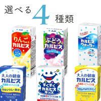 ◆商品説明 カルピスの紙パック商品7種類から24本単位で選べるお得セット  ◆商品内容 ・すくすくカ...