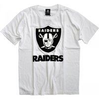品名 Tシャツ 半袖 NFL TEAM APPARELオークランドレイダース       胸プリント...