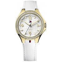 ピンクゴールドで統一されたラウンド型腕時計です。 12時位置にはブランドロゴを配置。 様々な場面に合...