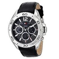デイデイト機能搭載のラウンド型腕時計です。 12時位置にはブランドロゴを配置。 様々な場面に合わせて...