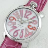 厚みのあるアーチトップのガラス盤が印象的です。 ガガミラノ専用腕時計BOXに入れてお届けします。特別...