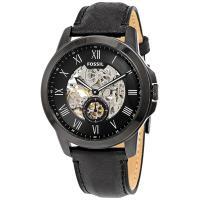 文字盤中央にスケルトンを採用した大胆な機械式腕時計です。 両面で自動巻きムーヴメントの動きが楽しめま...