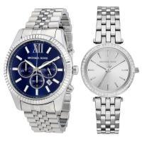 ペア腕時計ボックス(※数量限定)プレゼント中!  コーデのアクセントに最適なマイケルコースのペアセッ...