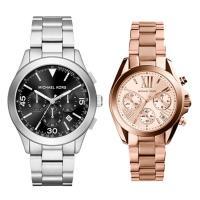数量限定!ペア腕時計ボックスプレゼント中!  コーデのアクセントに最適なマイケルコースのペアセット。...