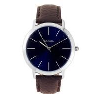 腕なじみの良さとエレガントさが魅力のレザーベルト腕時計です。 大きすぎず、小さすぎず、腕元に絶妙に馴...