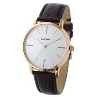 腕なじみの良さとエレガントさが魅力のレザーベルト腕時計です。 ビックケースにくらべやや小さめな37ミ...