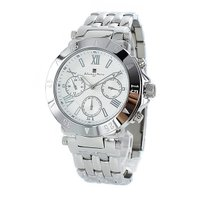 【 国内正規販売店と同じ高品質の時計を、ブランド純正のお箱にて入れてお届け致します 】  シルバーで...