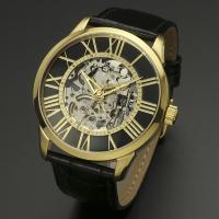 【 国内正規販売店と同じ高品質の時計を、ブランド純正のお箱にて入れてお届け致します 】  両面スケル...