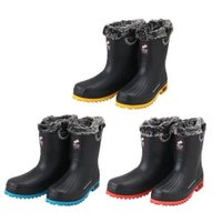 防寒ブーツ、インナーにはシーサレートを採用し保温力は抜群です。  ソールは見た目はラジアルソールです...