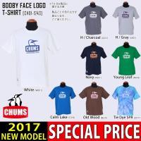 【商品説明】 定番人気!ブービーフェイス&チャムスロゴのTシャツです。カラーリングが毎年変わる人気の...