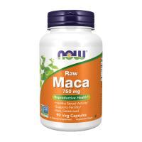 ナウフーズ ローマカ 750mg 90錠 Now Foods Raw Maca 750mg 90veg capsules