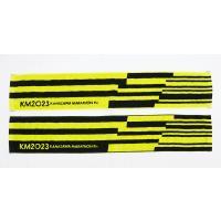 スポーツタオル 2021金沢マラソンマフラータオル KANAZAWA-TOWEL