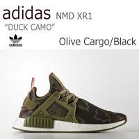 【送料無料】adidas NMD XR1/DUCK CAMO/Olive Cargo/Black【ア...