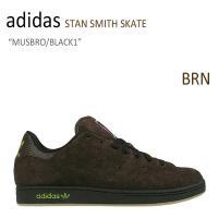 【送料無料】adidas STAN SMITH SKATE/MUSBRO/BLACK1【アディダス】...