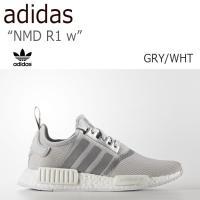 【送料無料】adidas/NMD R1/GREY/WHITE【アディダス】【グレー】【ホワイト】【S...