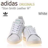 【送料無料】adidas STAN SMITH W Leather / White/Green 【ア...