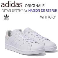 【送料無料】adidas/STAN SMITH for MAISON DE REEFUR/WHITE...