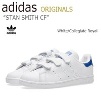 【送料無料】adidas/STAN SMITH CF/White/Collegiate Royal【...