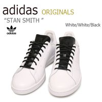 【送料無料】adidas STAN SMITH/White/White/Black【アディダス】【ス...