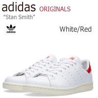 【送料無料】adidas Stan Smith White/Red 【アディダス】【メンズ】【スタン...