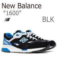 【送料無料】New Balance 1600/ ブラック【ニューバランス】【CM1600BW】【Re...