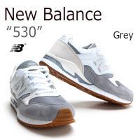 【送料無料】New Balance 530/Grey【ニューバランス】【グレー】【M530AB】  ...