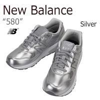 【送料無料】New Balance 580/Silver【ニューバランス】【シルバー】【WRT580...