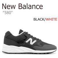 9eedfc9bdc8a1 ニューバランス スニーカー NEW BALANCE 580 メンズ レディース BLACK ブラック WHITE ホワイト MRT580XI シューズ  ニューバランス スニーカー NEW BALANCE 580 メンズ ...