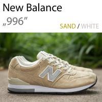 【送料無料】New Balance 996 / ベージュ 【ニューバランス】【SAND】【MRL99...