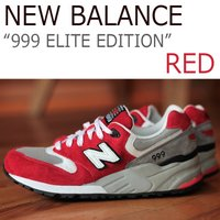 【送料無料】New Balance 999 Elite Edition / レッド 【ニューバランス...