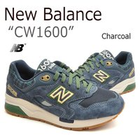 【送料無料】New Balance CW1600/Charcoal【ニューバランス】【チャコール】【...