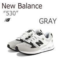 【送料無料】New Balance 530 / CottonGray/90'sRunningRemi...