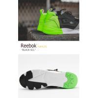 Reebok FURYLITE BLACK SCL Black White Solar Green リーボック フューリーライト BD5011 シューズ スニーカー シューズ
