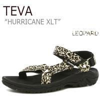 テバ サンダル TEVA レディース ハリケーン XLT HURRICANE XLT LEOPARD...