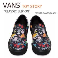 【送料無料】Vans TOY STORY/CLASSIC SLIP-ON/SIDS MUTANTS/...