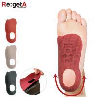 いつもの靴が「リゲッタ」に変身! 足裏から姿勢を正しくサポートする、ルーペインソール。  人気のシュ...