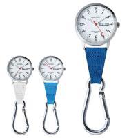 ナース 小物 グッズ 看護 医療 懐中時計 10気圧防水カラビナウォッチ