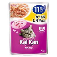 ●内容量:70g ●原材料:魚類(かつお、しらす等)、植物性油脂、肉類(チキン、ビーフ)、小麦たん白...