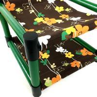 丈夫な紙管を使用した2段のハンモックです。 約30cmの正方形のところに ハンモックとしての布をセッ...