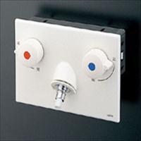 ・洗濯機用ホースワンタッチ着脱 ・壁埋め込みタイプ ・ねじ接続用 ・取り付け対応壁厚みは9.5または...