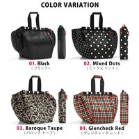 ライゼンタール reisenthel エコバッグ 買い物バッグ イージーショッピング バッグ トートバッグ 買い物かご レジ袋 機能的 おしゃれ
