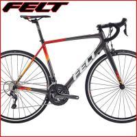 【完全無欠のオールラウンドピュアレーサー】FELT(フェルト) 2017年モデル FR6【ROAD/...