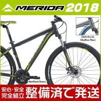 メリダ 2018年モデル BIG.NINE 20-MD / ビッグ ナイン 20-MD  MTB/マ...