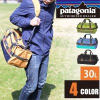 patagonia!旅行やジムなどで大活躍するボストンバッグ(30L)★ ≪送料無料≫ 商品:HER...