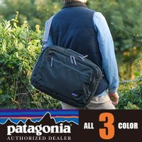 patagonia!1〜2泊程度の荷物が収まる2wayショルダー ≪送料無料≫ 商品:TRANSPO...