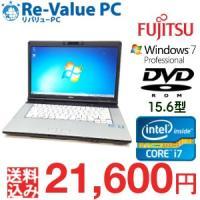 LIFEBOOK E741/D 型番:FMVNE5AE  ★基本スペック CPU:Core i7-2...