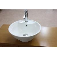 丸型・コンパクトな洗面ボウル、排水栓、排水Sトラップセット。 トイレ、洗面所、屋外手洗い場など様々な...