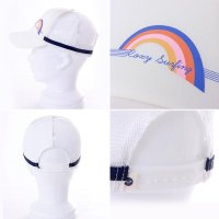 ROXY/ロキシー レディース メッシュキャップ 帽子 ぼうし スナップバック サイズ調節 ERJHA03210