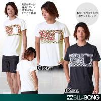 【BILLABONG/ビラボン】メンズ 半袖Tシャツ{AE011-284} BILLABONG 20...