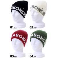BILLABONG/ビラボン レディース折り返し ニット帽子 2つ折り 毛糸のぼうし ビーニー ニットキャップ AG014-919
